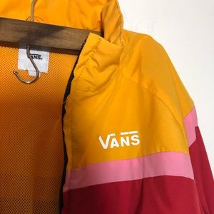 Vans cropped jacket